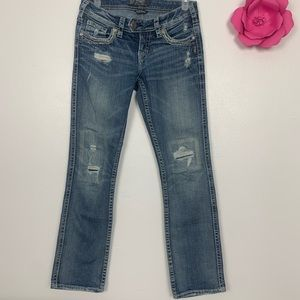 Silver Jeans Tuesday 26*31 boot cut
